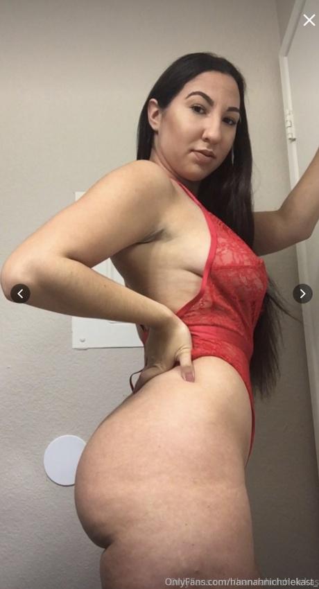 Hannah Nichole Kast is a Phat Ass White Girl