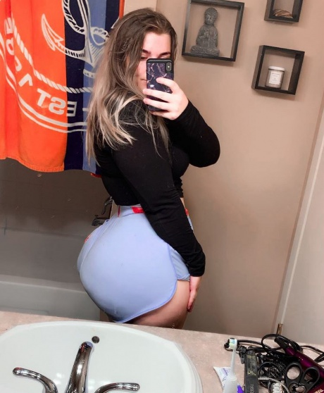 Perfect Round Ass on Chelsea Lynne Higley