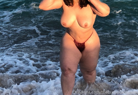 BBW PAWG with a Small Waist and a Big Ass