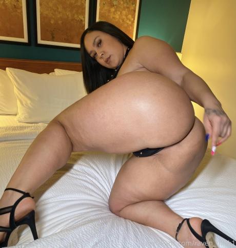 Big Booty Latina Backshots
