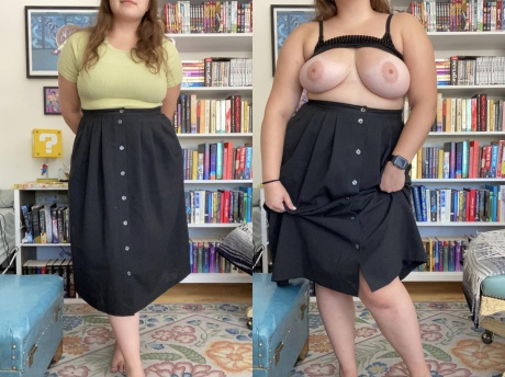Crazyfishgoescrazy Amateur PAWG with Huge Natural Boobs