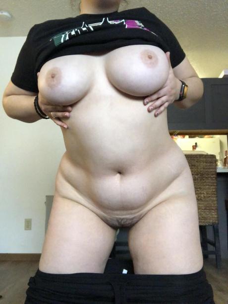 Crazyfishgoescrazy Fat White BBW PAWG with Big Boobs