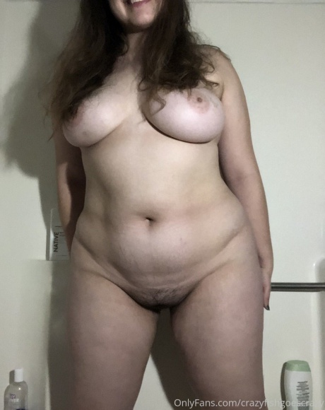 Crazyfishgoescrazy Thick White Amateur with Big Hips