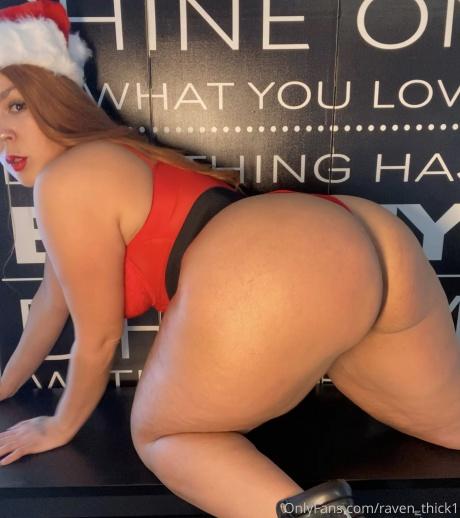 Raven_Thick Phat Latina Ass Bouncing