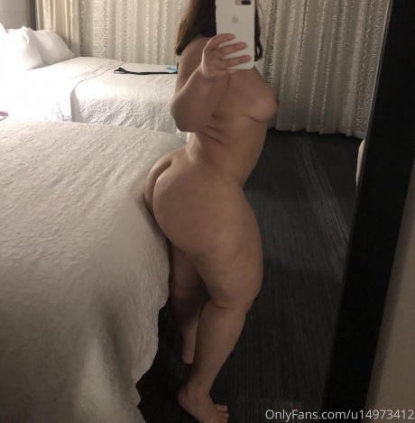 Big Booty PAWG with a Fat Cellulite Ass