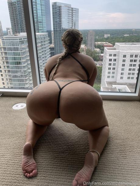 Big Round Ass POV Twerking