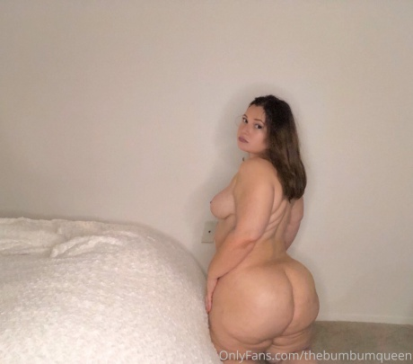 Fat Booty PAWG with a Big Bubble Butt