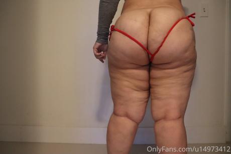 Juicy Cellulite Booty POV Backshots