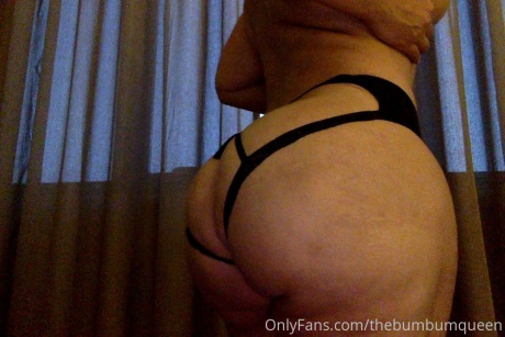 PAWG Amateur with a Cellulite Booty
